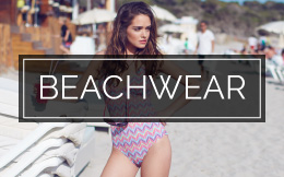 Beachwear-button